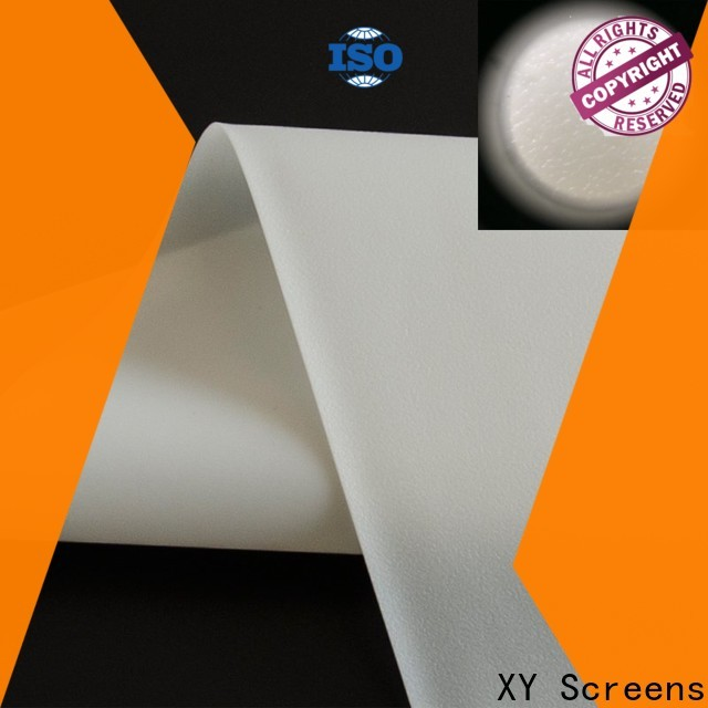 hard Rear Fabrics inquire now for projector screen