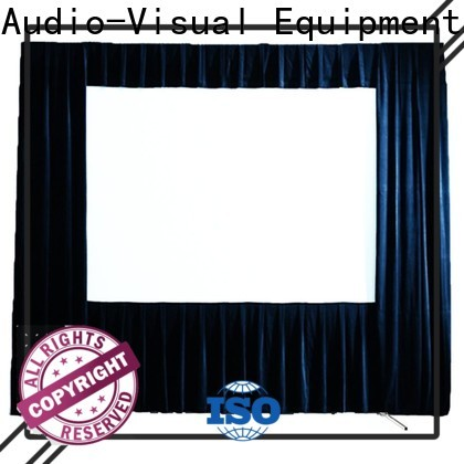 XY Screens curved outdoor movie projector supplier for public