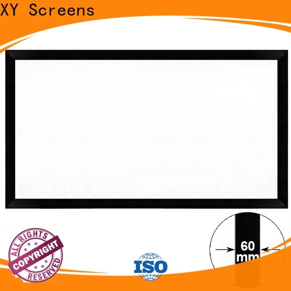 XY Screens home cinema screen factory for office
