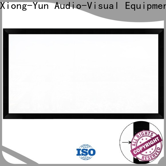 XY Screens movie projector price factory price for home