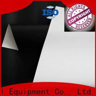XY Screens normal front and rear fabric inquire now for fixed frame projection screen
