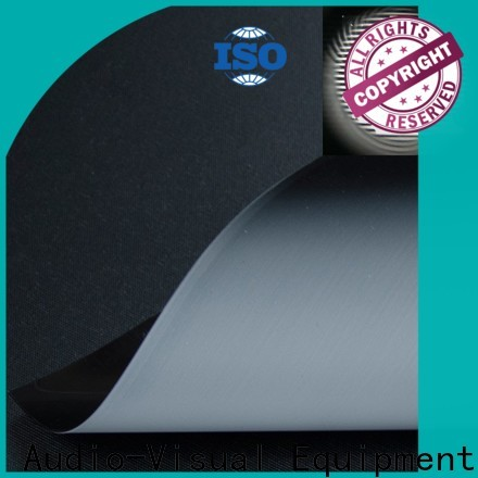 professional projector cloth directly sale for fixed frame projection screen