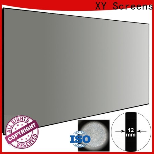 XY Screens best projector for high ambient light factory price for household