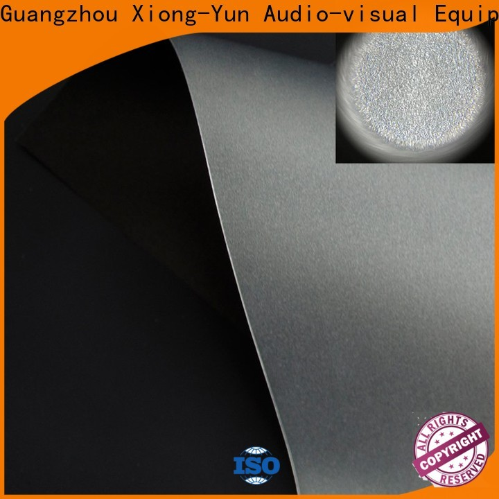 standard best projector screen material series for thin frame projector screen