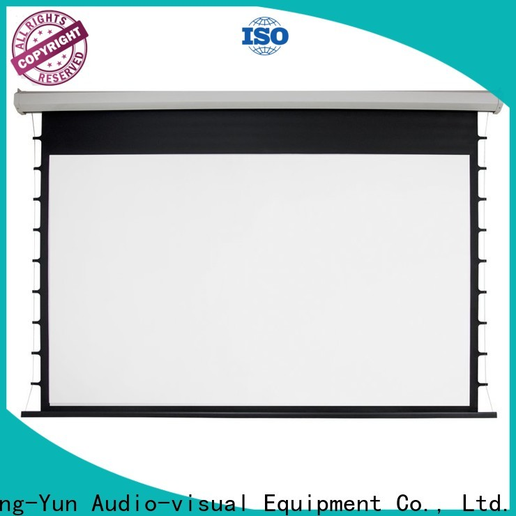 retractable motorized screens wholesale for home