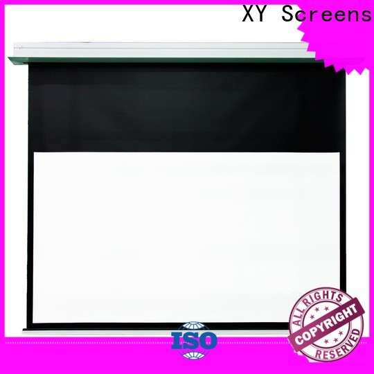 stable theater screen with good price for household