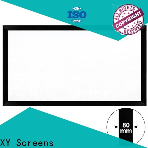 XY Screens best movie projector wholesale for theater