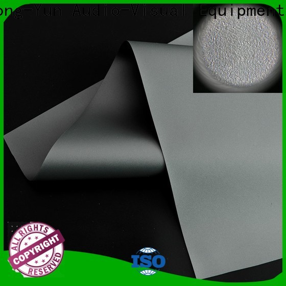 XY Screens durable best projector screen material customized for motorized projection screen