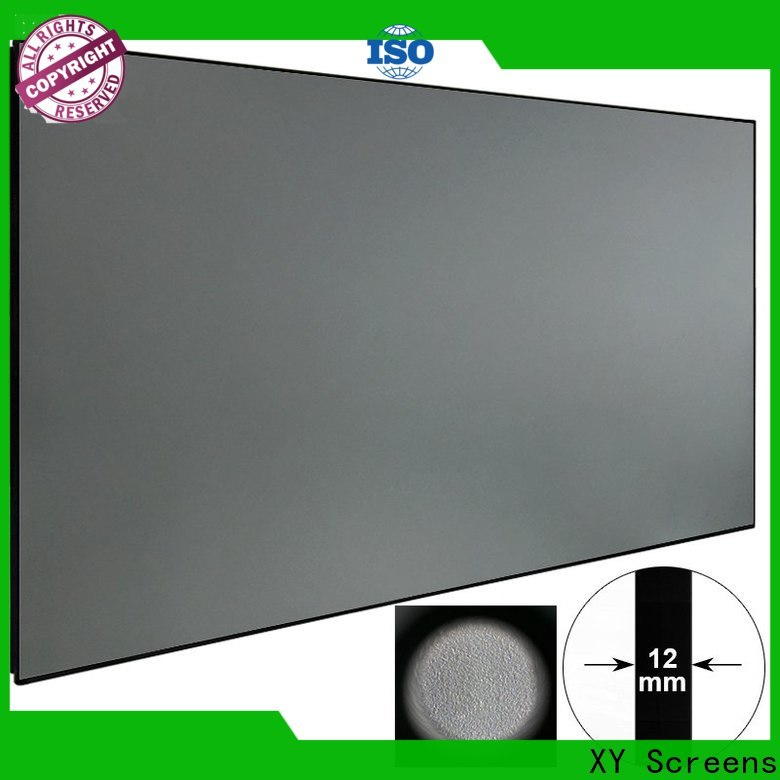 XY Screens crystal ambient light projector wholesale for indoors