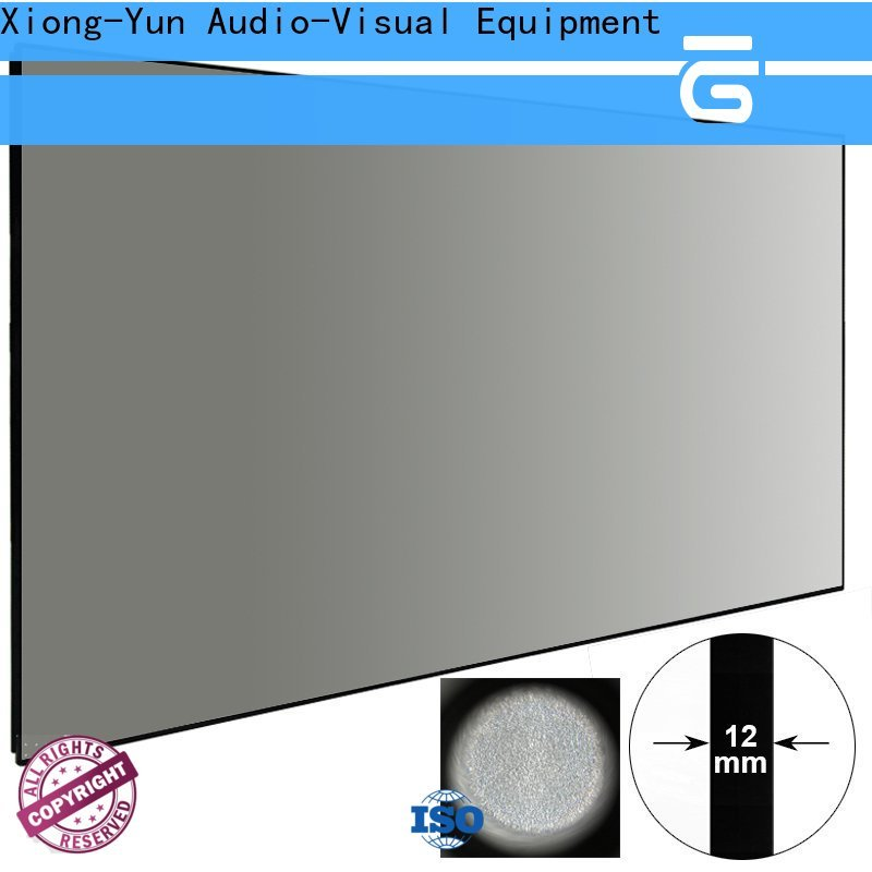 XY Screens light rejecting ambient light projector wholesale for home