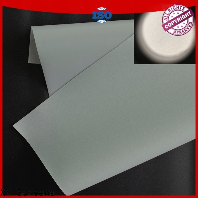 XY Screens rear projection screen material factory for projector screen