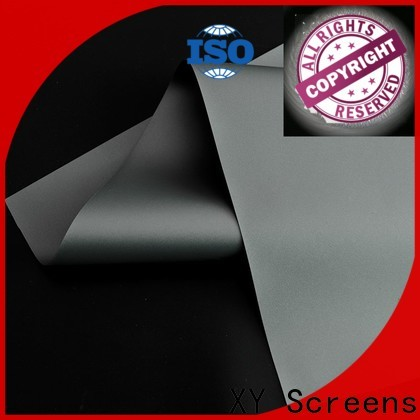 standard projector cloth directly sale for thin frame projector screen
