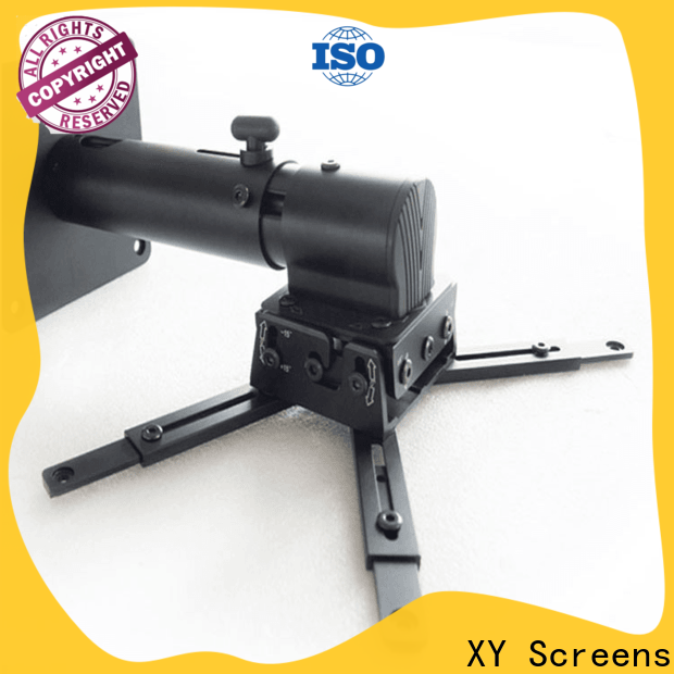 XY Screens projector floor mount manufacturer for television
