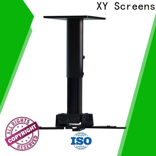 XY Screens video projector mount series for movies