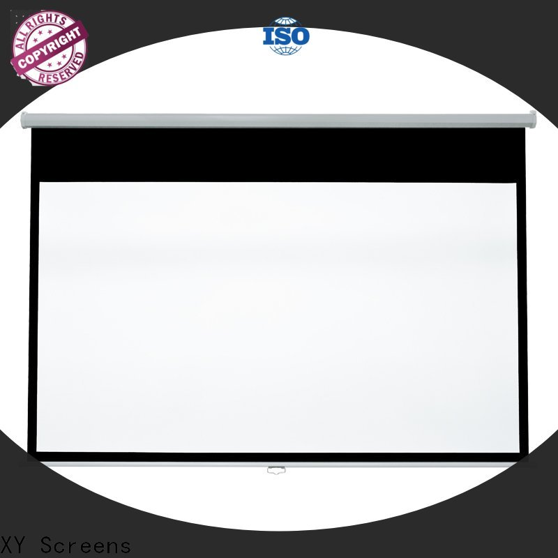 XY Screens projector screen supplier in cebu factory for classroom