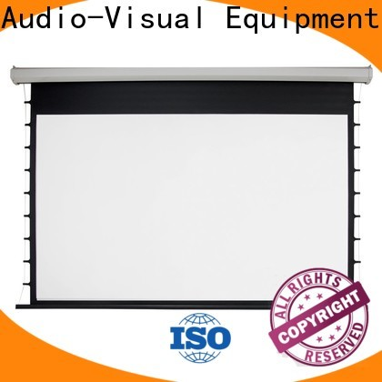 XY Screens Home theater projection screen factory price for indoors