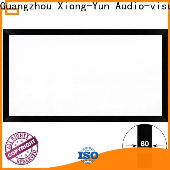 XY Screens home cinema screen inquire now for meeting