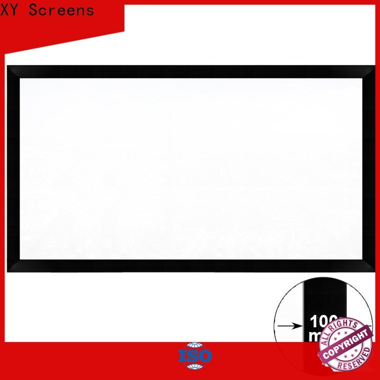 retractable Projection Screens series for indoors