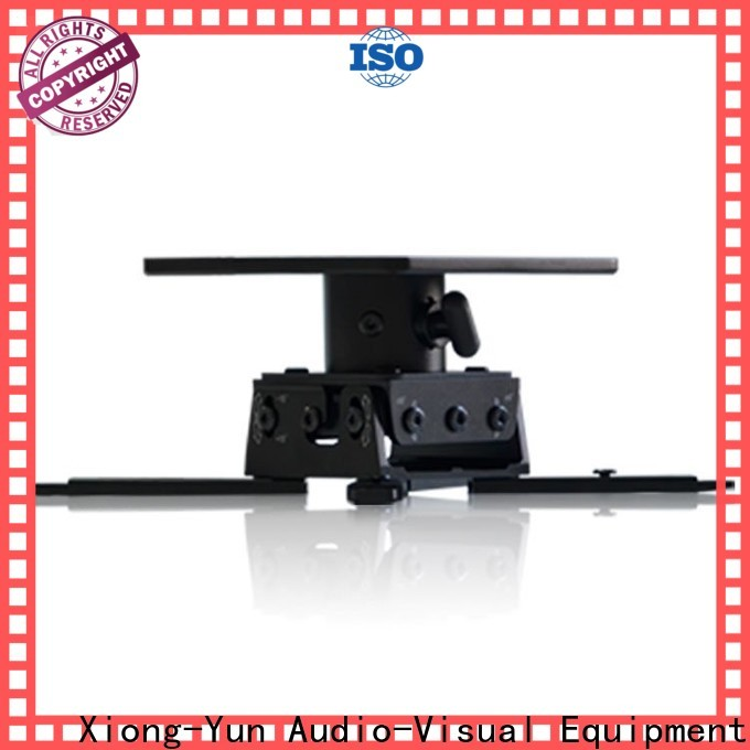 XY Screens projector mount series for television