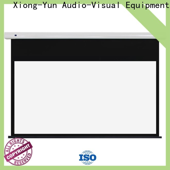 XY Screens durable Home theater projection screen wholesale for theater