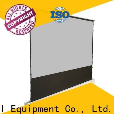 XY Screens projection screen price design for household