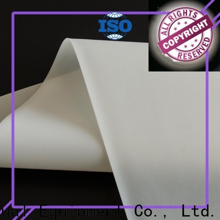 XY Screens Rear Fabrics with good price for projector screen