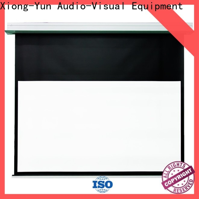 XY Screens Home theater projection screen inquire now for indoors