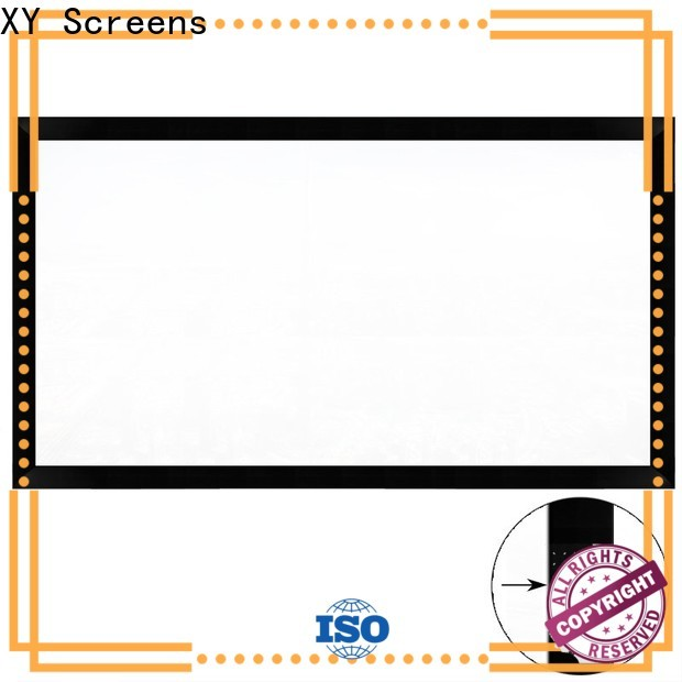 XY Screens home theater projector screen factory price for office