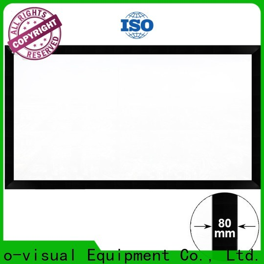 XY Screens home theater projector screen factory price for meeting room