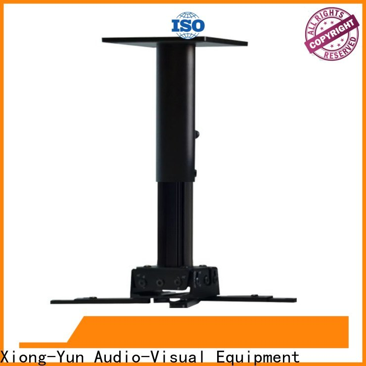 XY Screens universal projector floor mount from China for computer