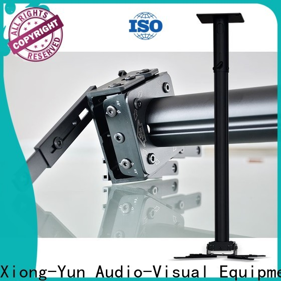 XY Screens projector floor mount manufacturer for movies