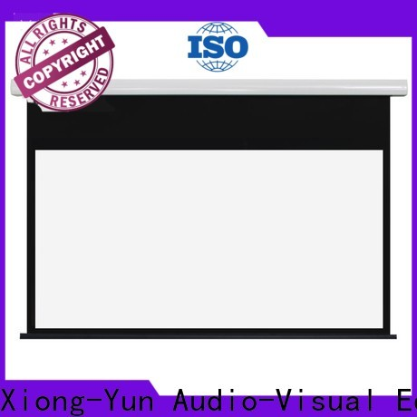 XY Screens projection screen manufacturer inquire now for household