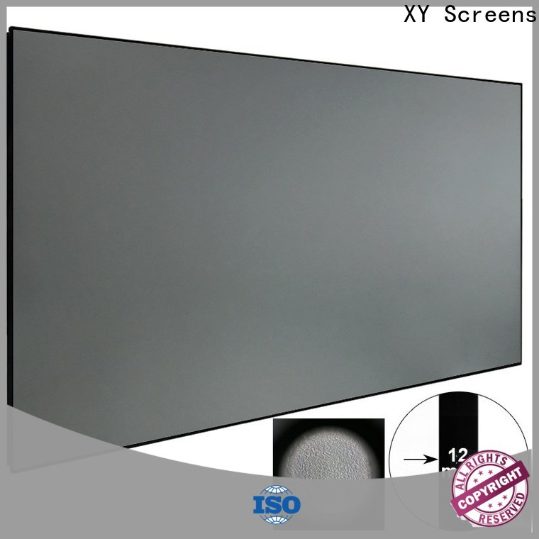 XY Screens best projector for ambient light wholesale for home