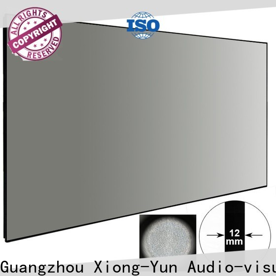 XY Screens best projector for ambient light wholesale for household