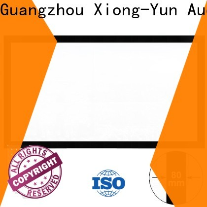 XY Screens home theater projector screen wholesale for office