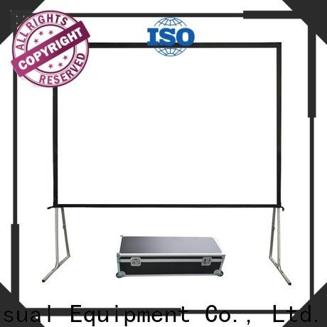 XY Screens best outdoor projector supplier