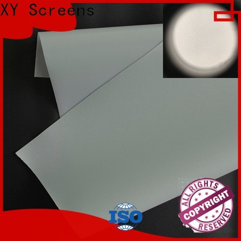 acoustically projector screen fabric with good price for projector screen