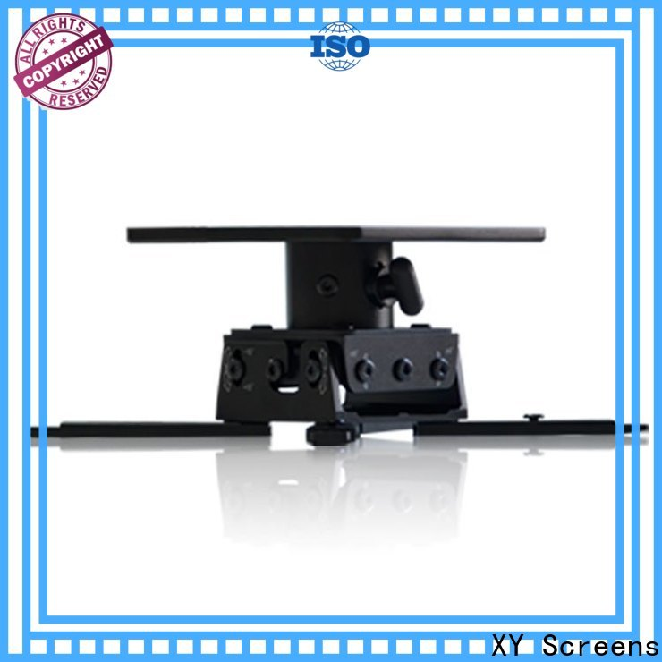 XY Screens mounted Projector Brackets manufacturer for television