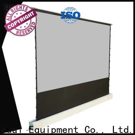 XY Screens pull up projector screen with good price for home