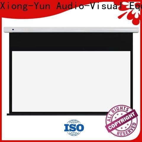 intelligent projection screen manufacturer design for home