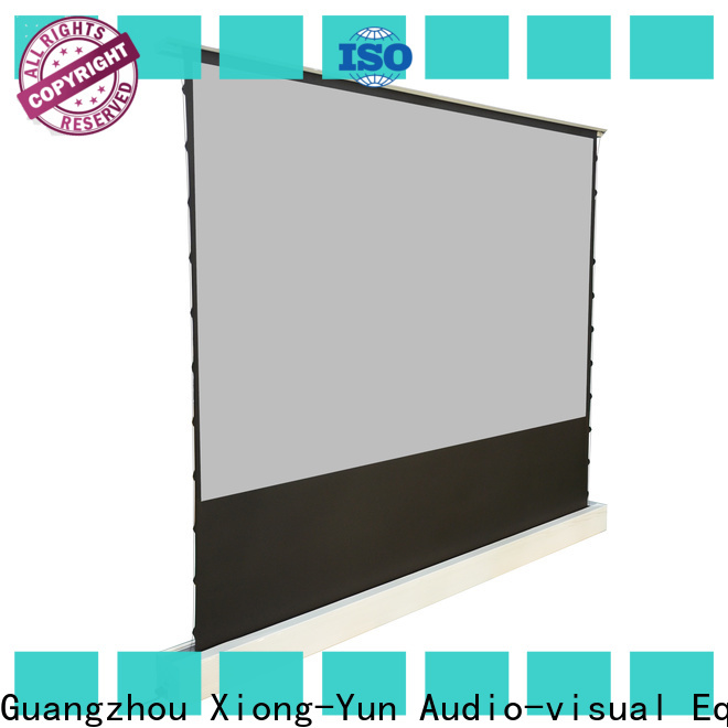 electric projection screen price with good price for household
