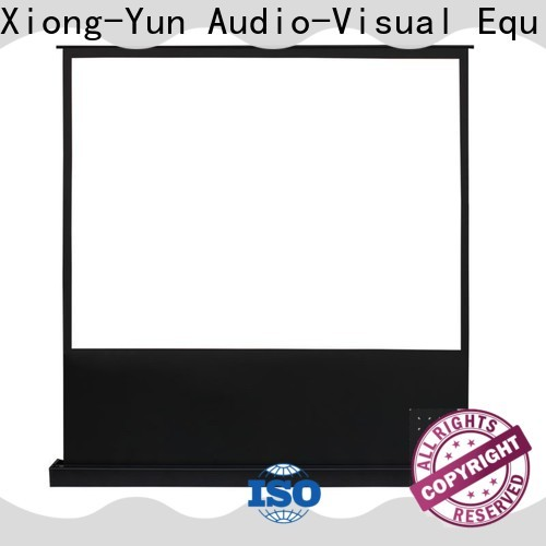 manual projection screen price with good price for home