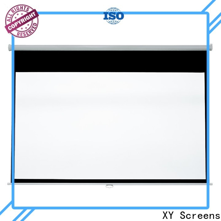 XY Screens vivid pull down screen inquire now for classroom
