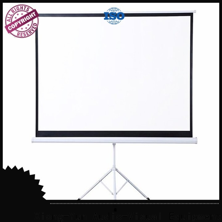 XY Screens stable tripod screen supplier for company