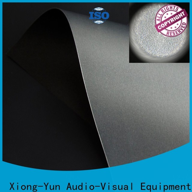 XY Screens projector cloth series for projector screen