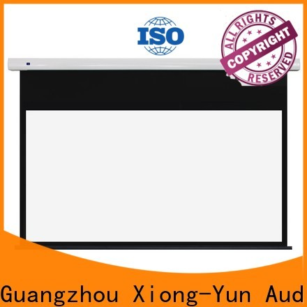 XY Screens projection screen manufacturer factory for home