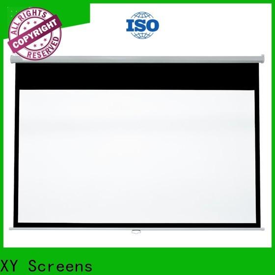 coated sheet projector screen supplier in cebu factory for school
