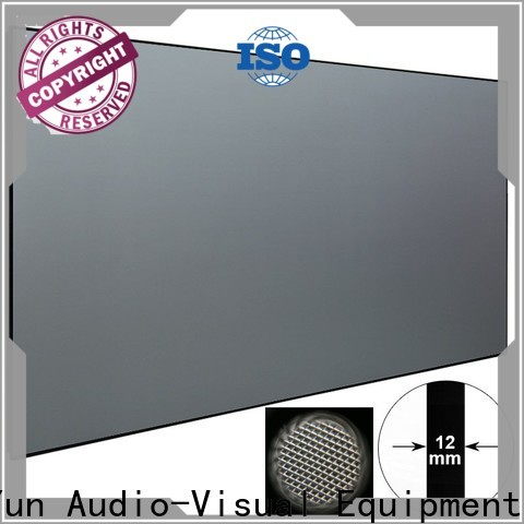 XY Screens ultra short throw projector screen directly sale for PC
