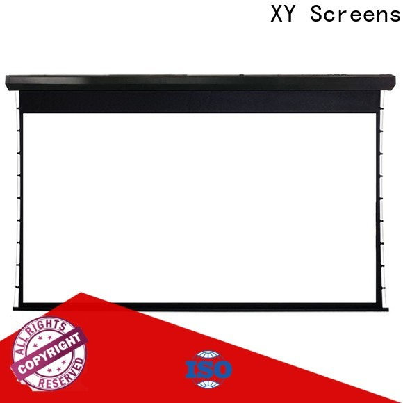 XY Screens intelligent home movie projector manufacturer for television