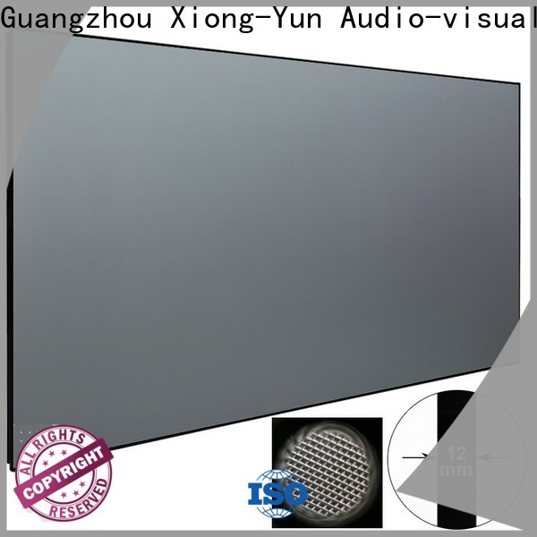 XY Screens ultra short focus projector manufacturer for movies